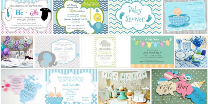 Meaning of Baby Shower
