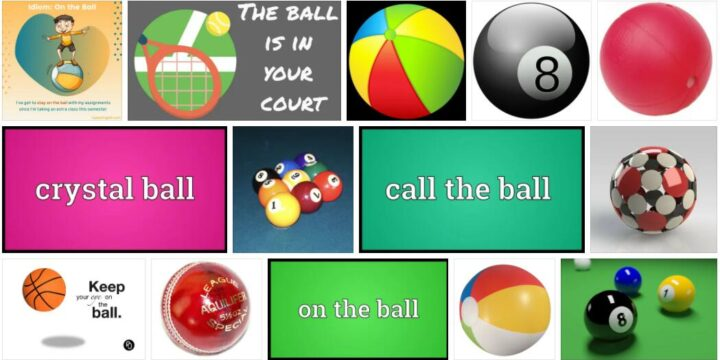 Meaning of Ball