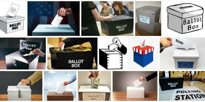 Meaning of Ballot