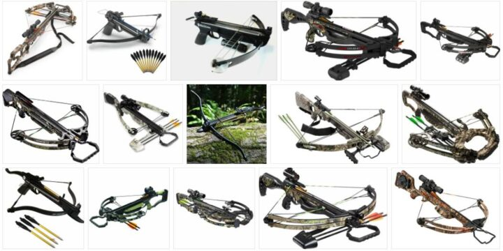 Meaning of Crossbow