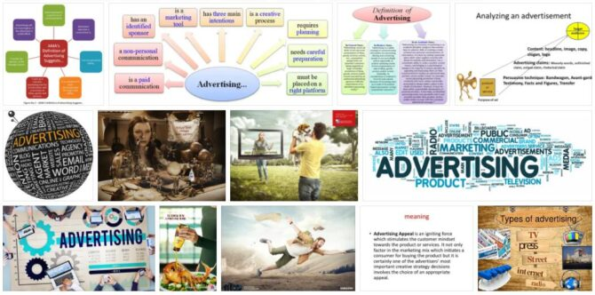 Meaning of Advertisement