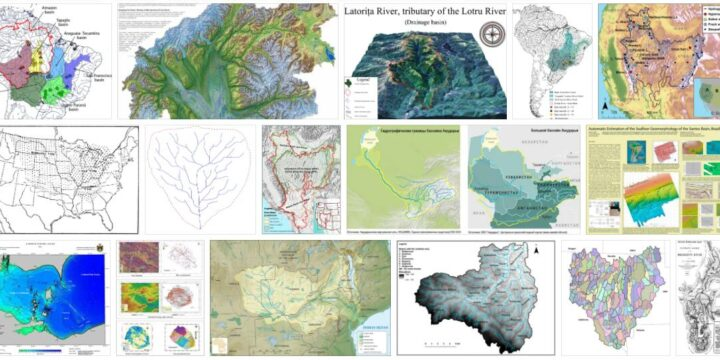 Meaning of Hydrographic Basin